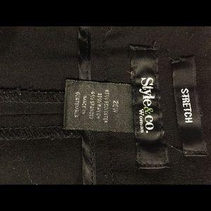 Style & Co Pants - Style & Co Woman Pants Size 20 W
